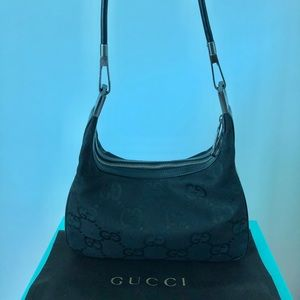 Gucci  vintage small hobo bag